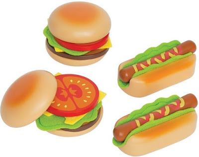 Bánh mỳ kẹp thịt Hape Hamburgers & HotDogs