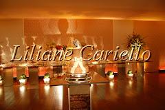 Fotos de decoração de casamento de Casamento Leticia e Rodrigo no Jockey Clube da decoradora e cerimonialista de casamento Liliane Cariello que atua no Rio de Janeiro e Niterói, RJ.