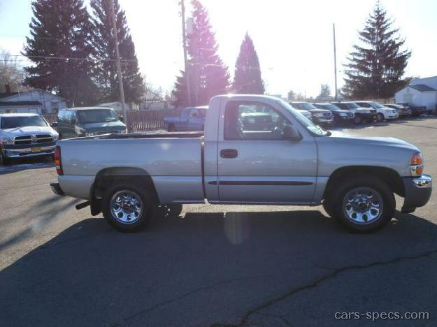 2005 gmc sierra 1500 regular cab specifications pictures prices rh cars specs com 2005 gmc sierra 1500 manual pdf 2005 gmc sierra 1500 service manual