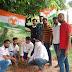 धौलपुर स्थित सर्किट हाउस में यूथ कांग्रेस धौलपुर ने जिलाध्यक्ष तरुण शर्मा ( नीरू छावनी) के नेतृत्व में पौधा रोपन करके एवं मिठाई बांटकर आम जन एवं समस्त युवाओं को यूथ कांग्रेस की स्थापना दिवस की बधाइ  दि