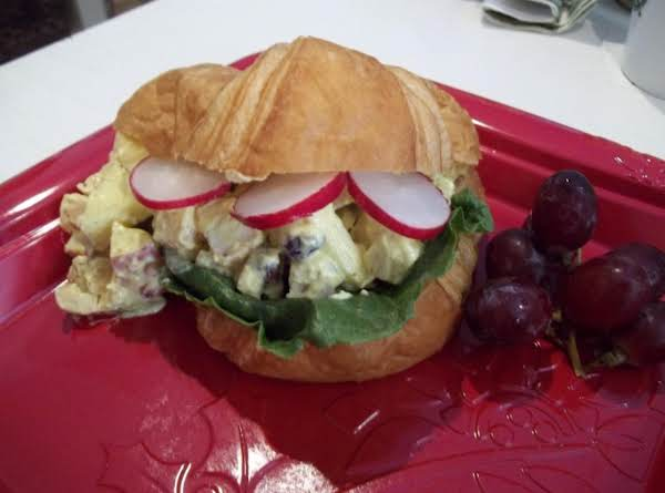 Not Your Mother's Chicken Salad