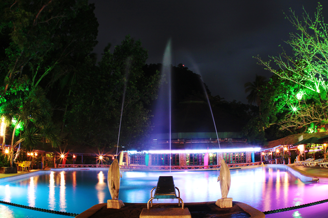 Travel Food Finds Dakak Park Beach Resort
