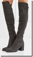 Stuart Weitzman Alljack Rubber Sole Over the Knee Boot