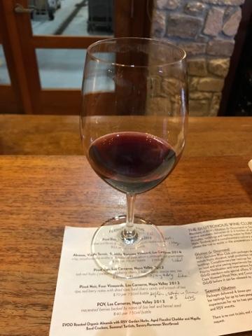 Robert Sinskey Vineyards Pinot Noir 2013, Four Vineyards, Los Carneros, Napa Valley