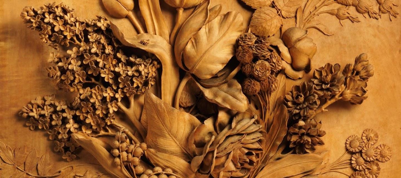 Резьба по дереву. XVII - XVIII век. Aubert-Henri-Joseph Parent и Grinling Gibbons