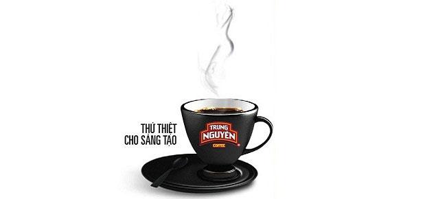 Cà phê Trung Nguyên của Đặng Lê Nguyên Vũ