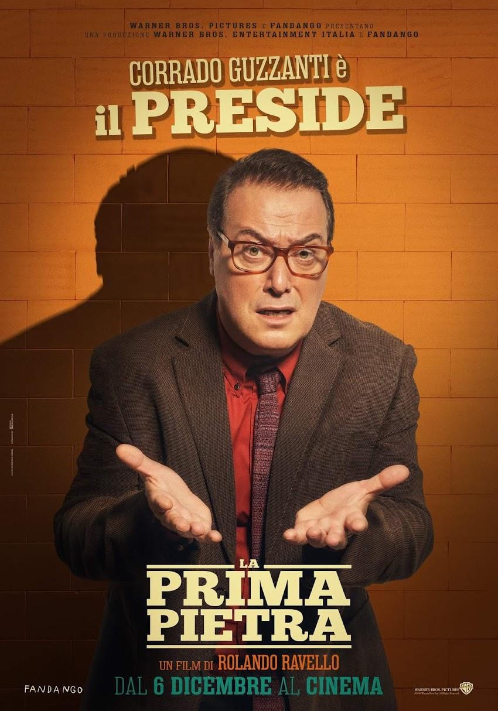 La Prima Pietra dal 6 dicembre al cinema!