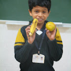 Show and Tell activity (Grade-II) 4-12-2014