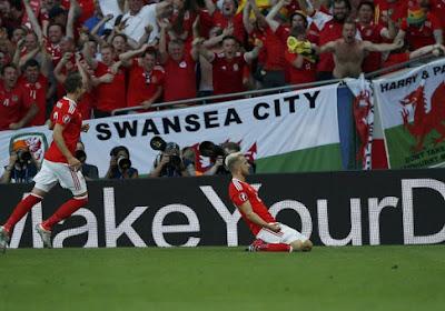 Aaron Ramsey va manquer Pays de Galles-Slovaquie