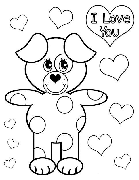 Latest Love Coloring Pages From Love Coloring Pages For My Boyfriend