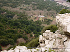 HINTERLAND Ikaria 32: Climbing out of the green valley of Langada and on the way to Pezi