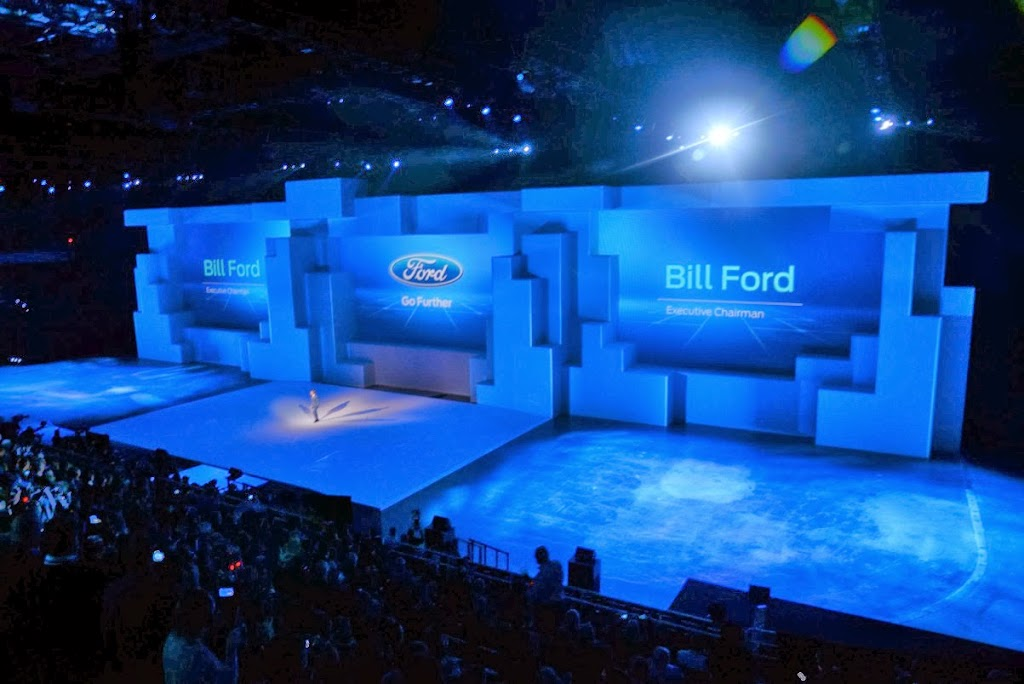 2015 Ford F-150 Unveiling NAIAS 1