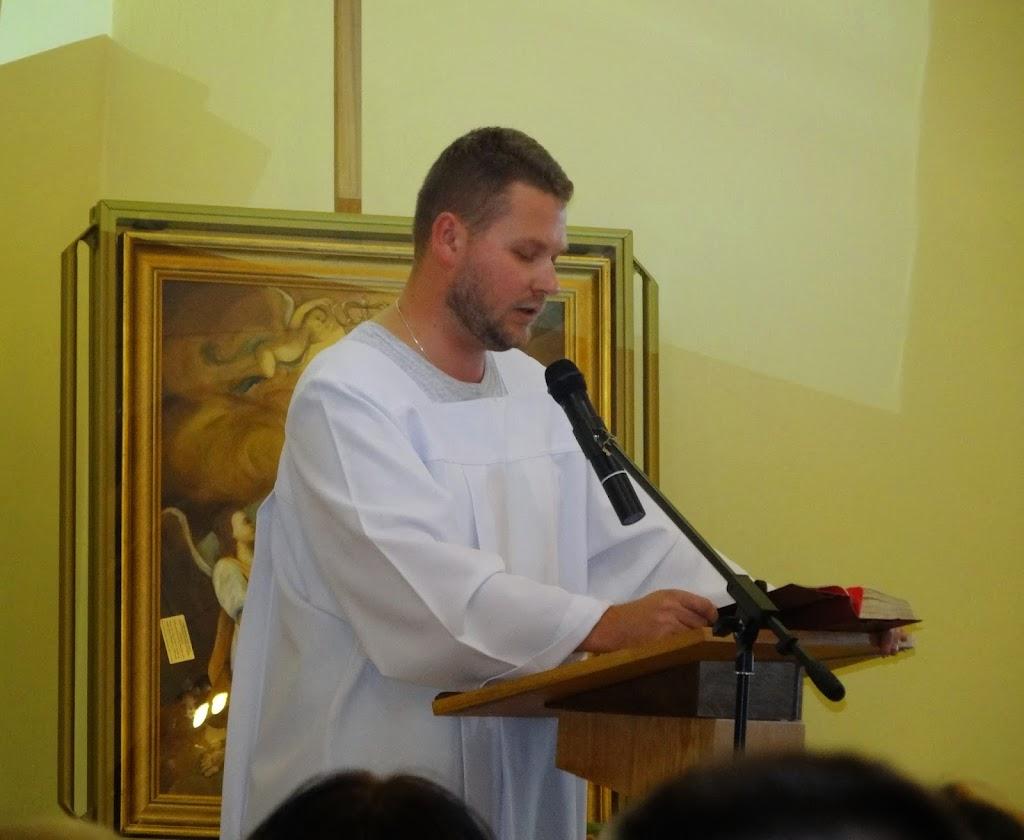 2014 Rekolekcje - Podwyższenie Krzyża Świętego w Częstochowie - DSC07344.JPG