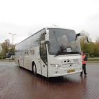 Volvo van Look Tours