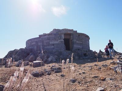 Kleoboulis tomb