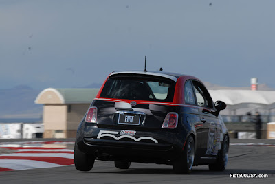 Fiat 500 Touring Car B-Spec