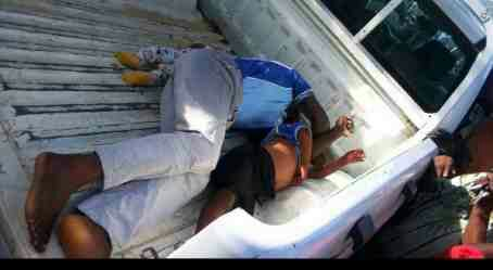 Family of four die from fumes from a generator put inside their toilet in Kogi (Photos)