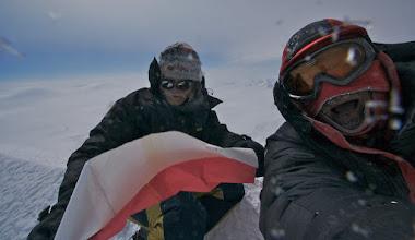 Photo: ON THE MAIN SUMMIT OF MOUNT LOGAN !!! 3RD OF JUNE 2008. 3 O'CLOCK ALASKA TIME.