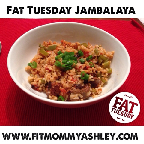 clean eating, jambalaya, mardi gras, fat tuesday, rice, sausage, creole, cajun, cooking, easy, dinner, one dish, healthy