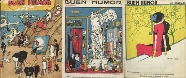 Buen humor (1922 - 1923) [49][C�mic][Espa�ol]