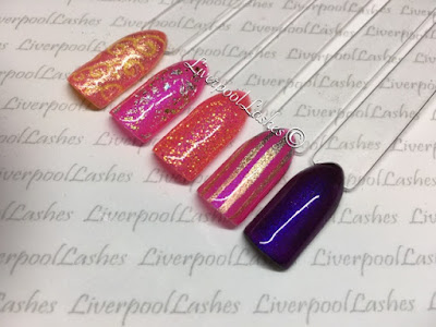 liverpoollashes cnd shellac art vandal collection future fuchsia