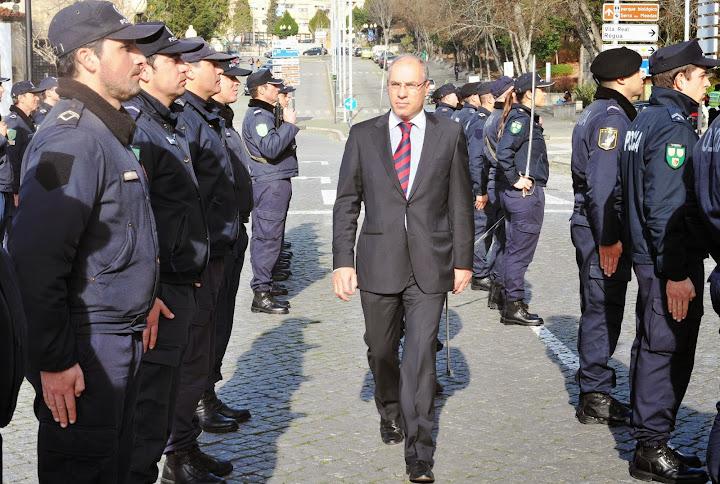 Direção Nacional da PSP garante reforço de efetivos em Lamego
