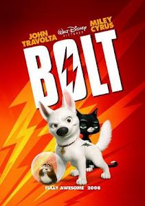 Bolt Poster