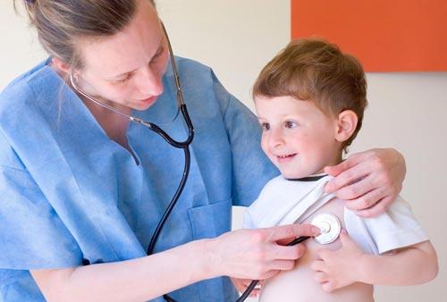 Bệnh viêm phổi do Vi Khuẩn ở trẻ em