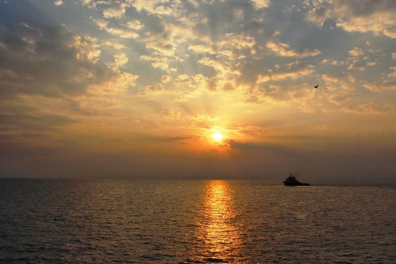 Andaman Sea Sunrise
