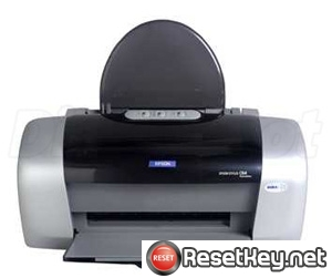 Epson D88 Waste Ink Counter Reset Key