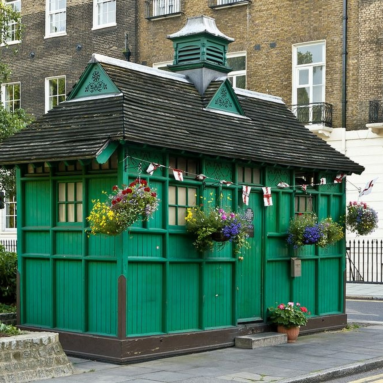 London's Cabmen's Shelters
