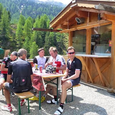 Roadbike Woche Tag 3 Giro Etappe Martelltal