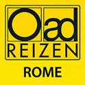 Stadsgids Rome App OAD Reizen voor Android, iPhone en iPad
