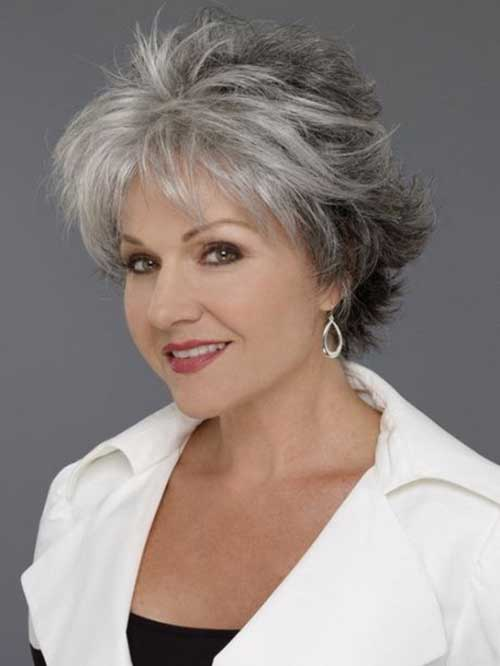 Hairstyles For Women In Their Fifties - The Latest Trend of ...