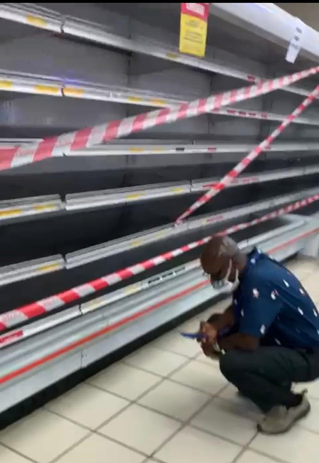 FDA shuts down Shoprite's meat section at Accra Mall