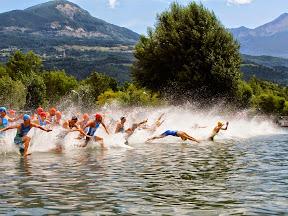 Triathlon Olimpico Embrun 2014