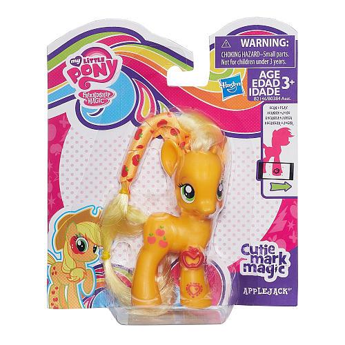Ngựa thiên thần Pony CMM Bánh táo và ruy băng