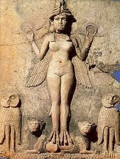 Inanna, Gods And Goddesses 8