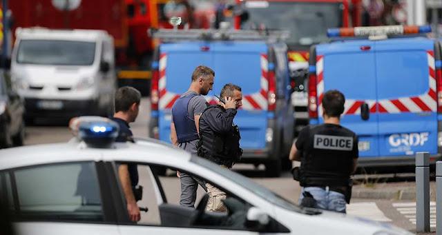 France: Priest, man of peace, slaughtered by Muslim marauders