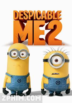Kẻ Cắp Mặt Trăng 2 - Despicable Me 2 (2013) Poster