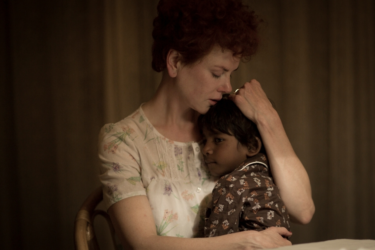 Nicole Kidman and Sunny Pawar star in LION. (Photo by Mark Rogers / courtesy of The Weinstein Company).