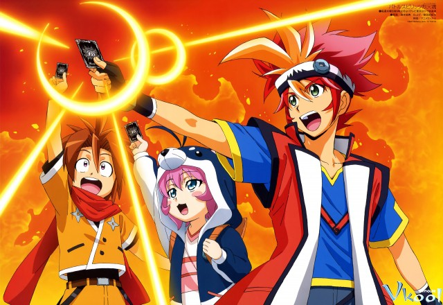 Xem Phim Battle Spirits: Burning Soul - バトルスピリッツ烈火魂〈バーニングソウル〉 - phimtm.com - Ảnh 1