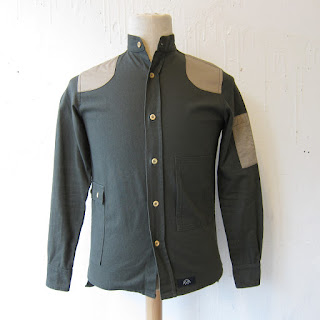 Bleu de Paname Utility Shirt Jacket
