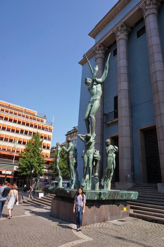 Estocolmo es una ciudad con 750 años de historia y una rica vida cultural, en la que este 25 de mayo quedaron incluidos los músicos de El Sistema venezolano