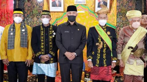 Prosesi Penobatan Tuanku Bosa ke XV Merupakan Kekayaan Budaya Indonesia