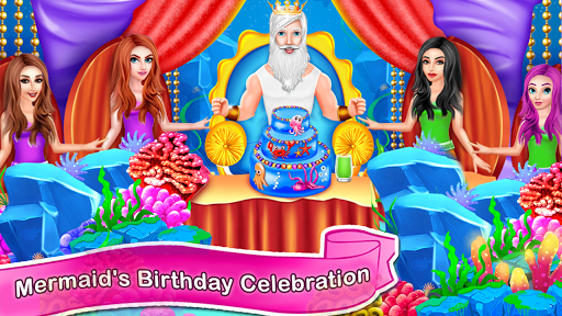 Mermaid Rescue Love Crush Secret Game 1.1.5 screenshots 1