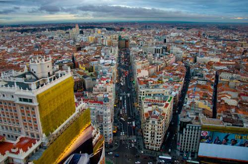 Principales ciudades de España