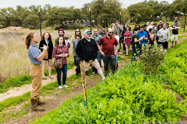 Jester King Introduces Farm Tours