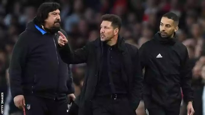 Arsenal & Atletico Madrid Charged By UEFA
