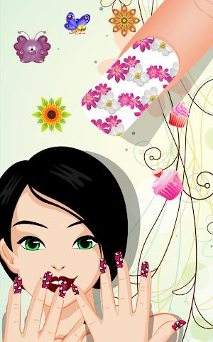 android Nägel und Maniküre Spiel Screenshot 1